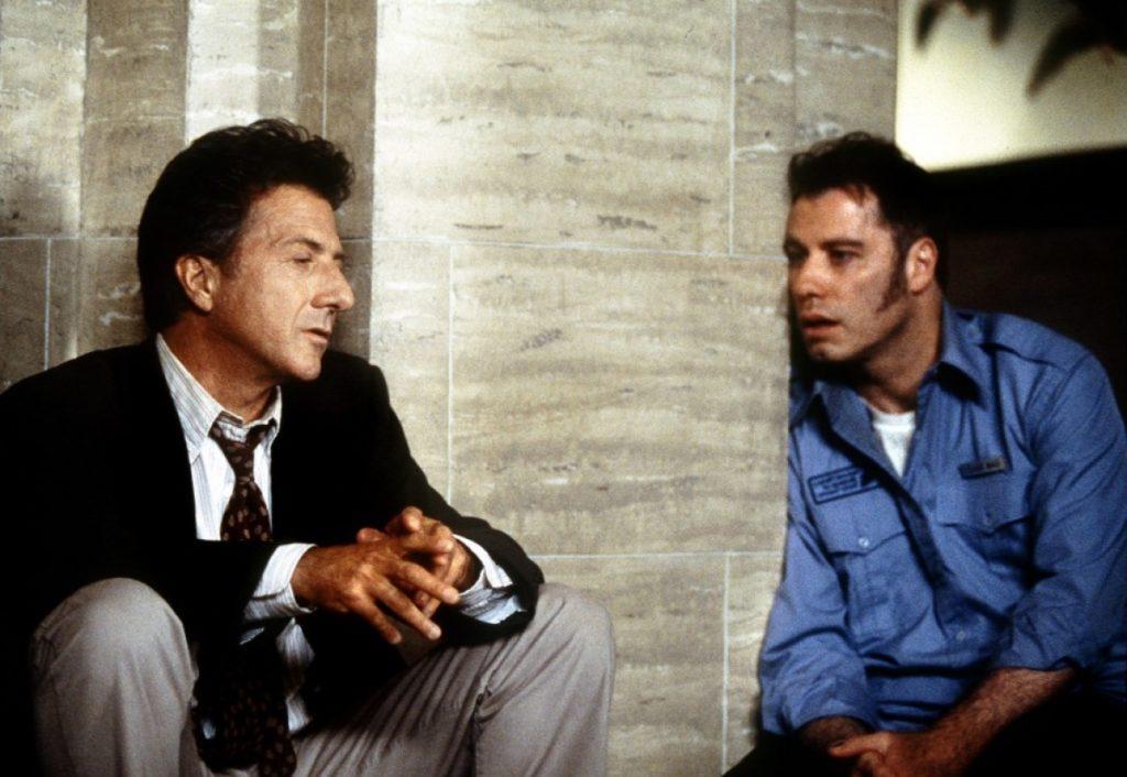 Mad City: Travolta y Hoffman destrozan el Cuarto Poder - Espectador ...