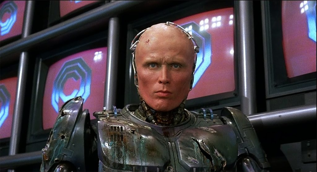 Robocop: el robot que se convirtió en mesías - Espectador Errante